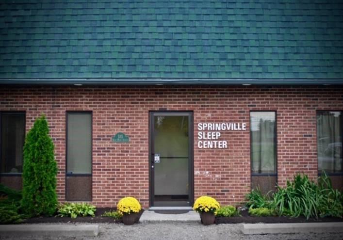 Springville exterior